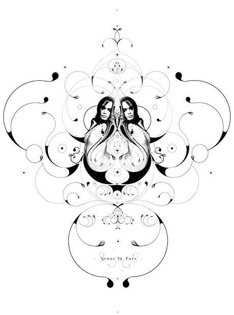 [转载]【字体设计】法国平面艺术字体设计