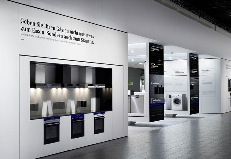 佳作欣赏:展示空间设计欣赏; [转载]西门子电器展厅设计(德国展览)图片