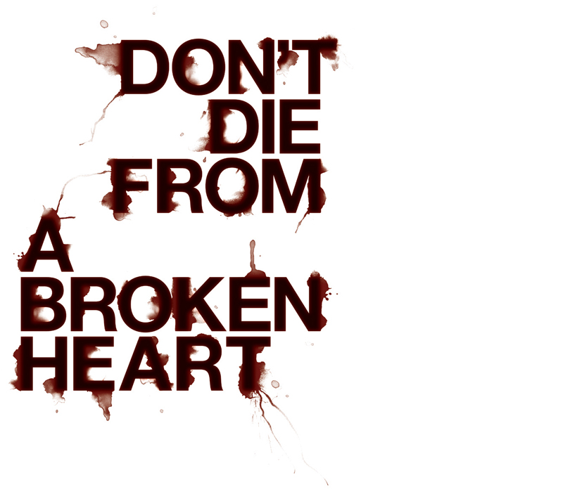 Don't die from a broken heart :: Heart Images :: Cuorhome net