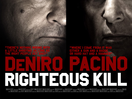 righteous kill essay Prostitutes: victims or offenders  he feels righteous it is a righteous kill  if you are the original writer of this essay and no longer wish to have.